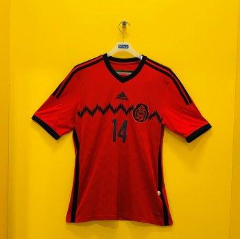 分店限定-觀塘店限定 2014墨西哥作客球衣 (連#14印字)