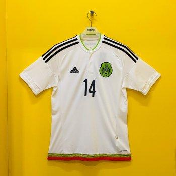分店限定-觀塘店限定 2015墨西哥作客球衣(連#14印字)