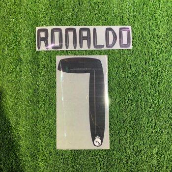REAL 2010(Home) NO.7 RONALDO NAMESET
