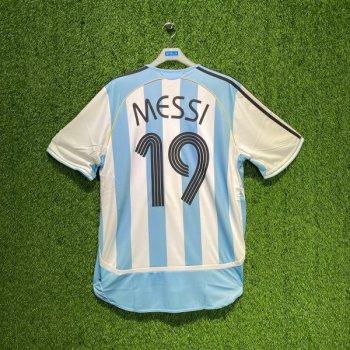 Adidas National Team 2006 Argentina (H) NAMESET(#19  MESSI)