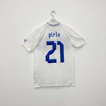 PUMA ITALIA 2012 (AWAY) 740357-02 w/ NAMESET (#21 PIRLO)