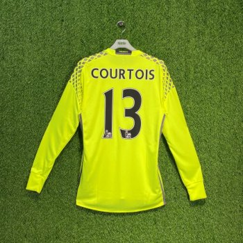 Adidas Chelsea 16/17 (H) GK with nameset (#13 COURTOIS)