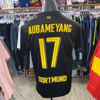 Puma Borussia Dortmund 17/18 (A) with nameset (#17 AUBAMEYANG)