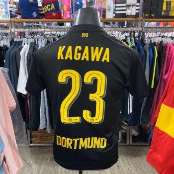Puma Borussia Dortmund 17/18 (A) with nameset (#23 KAGAWA)