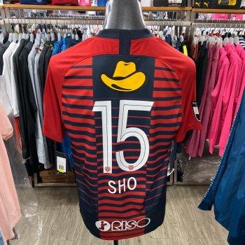 NIKE KASHIMA  19 (H) with nameset(#15 SHO)