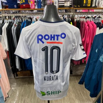 UMBRO GAMBA OSAKA 19 (A) with nameset(#10 KURATA)