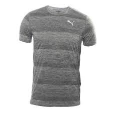 PUMA Ignite Heather Tee 517489 01