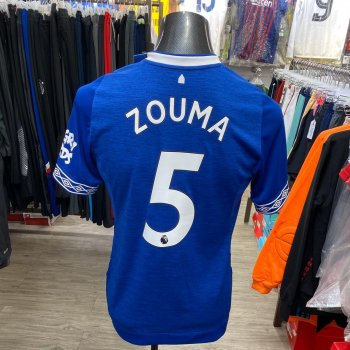 UMBRO EVERTON 18/19 (HOME)with nameset(#5 ZOUMA)
