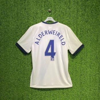 Under Armour Tottenham Hotspur 15/16 (H) with Nameset (#4 ALDERWEIRELD)