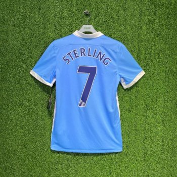 Nike Manchester City 15/16 (H) with Nameset (#7 STERLING)