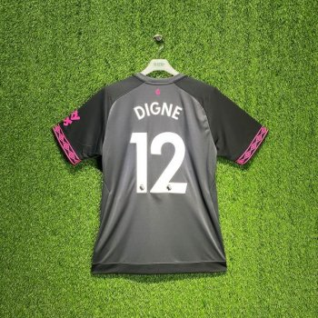 UMBRO EVERTON 18/19 (AWAY) JSY  w/ Nameset (#12 DIGNE)