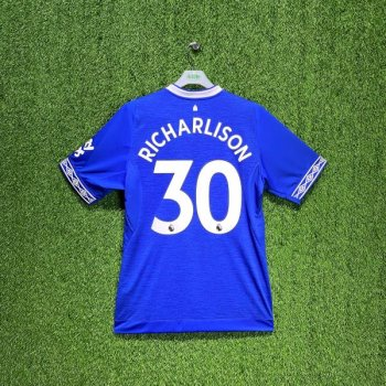UMBRO EVERTON 18/19 (HOME) w/ Nameset  (#30 RICHARLISON)