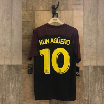 ADIDAS MCFC 16 (A) with Nameset(#10 KUN AGUERO)