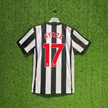 PUMA NEWCASTLE 17/18 (HOME) w/ nameset (#17 AYOZE)