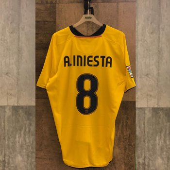 NIKE FCB 08 (A) with Nameset(#8 A.INIESTA)