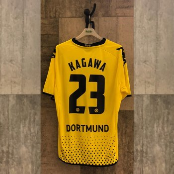 KAPPA BVB 2011/12(Home)with Nameset(#23 KAGAWA)
