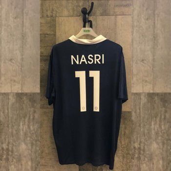 NIKE National Team 2014 France (HOME)with Nameset(#11 NASRI)