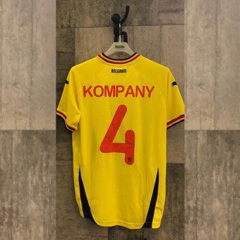 BEL 14 (3RD) with Nameset(#4 KOMPANY)