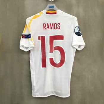 ADIDAS SPA 2016 (A) S/S JSY with Nameset(#15 RAMOS)