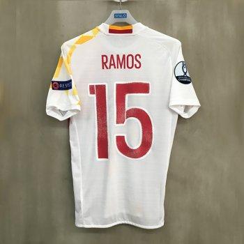 ADIDAS SPA 2016 (A) S/S JSY with Nameset(#15 RAMOS)