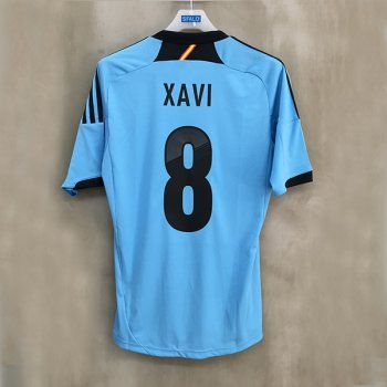 ADIDAS SPA 12 (A) S/S with nameset(#8 XAVI)