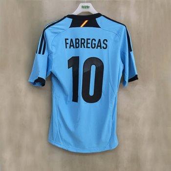 ADIDAS SPA 12 (A) S/S with nameset(#10 FABREGAS)