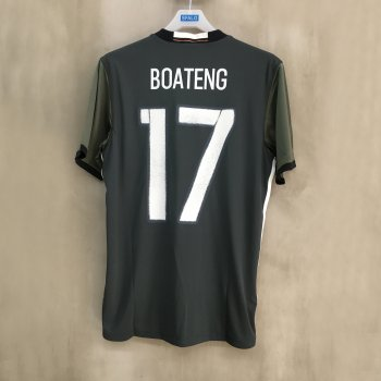 ADIDAS GER 2016 (A) S/S JSY with Nameset(#17 BOATENG)