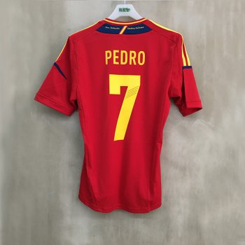 ADIDAS SPA 12 (H) S/S with Nameset(#7 PEDRO)