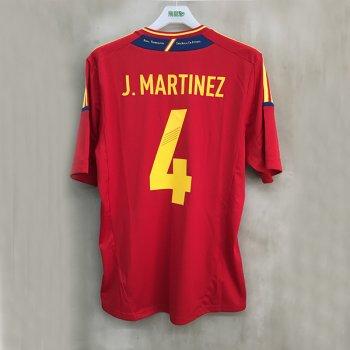 ADIDAS SPA 12 (H) S/S with Nameset(#4 J.MARTINEZ)