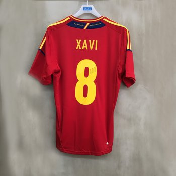 ADIDAS SPA 12 (H) S/S with Nameset (#8 XAVI)