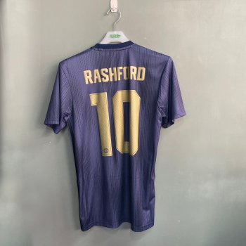 ADIDAS MUFC 18/19 (3RD) A S/S JSY with nameset(#)
