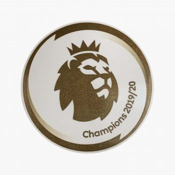 EPL 19/20 CHAMPION BADGE (20/21 LIVERPOOL)