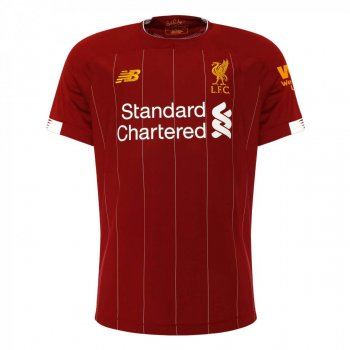 NB LIVERPOOL FC 19/20 HOME SS JERSEY MT930000 w/ EPL NAMESET