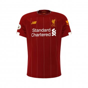 NB LIVERPOOL FC 19/20 HOME SS JERSEY MT930000 w/ CHAMPIONS PRINTING & EPL CHAMPIONS BADGE (PRE-ORDER)