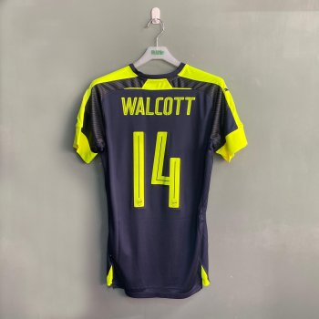 PUMA AFC 16 3RD SS JSY with nameset(#14 WALCOTT)