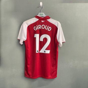 PUMA AFC 17 (H) S/S JSY with nameset(#12 GIROUD)
