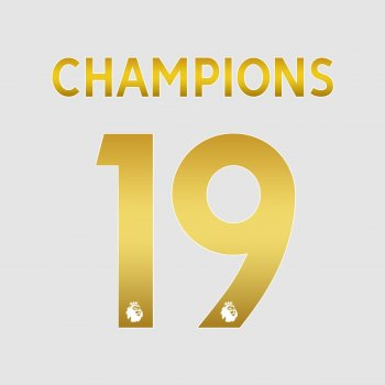 LFC 19/20 CHAMPIONS EPL PRINTING (#19 CHAMPIONS) (PRE-ORDER)