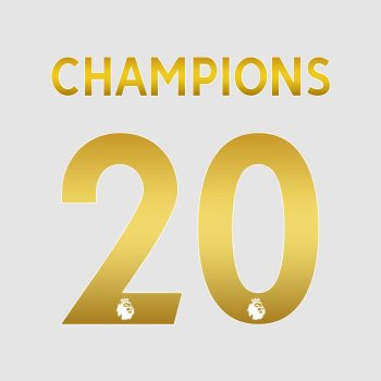 LFC 19/20 CHAMPIONS EPL PRINTING (#20 CHAMPIONS) (PRE-ORDER)