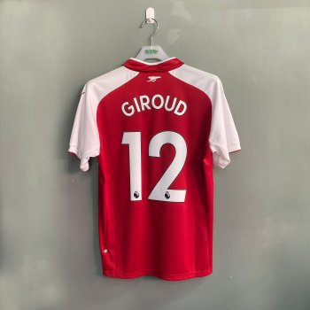 PUMA AFC 17/18 (H) S/S JSY with nameset(#12 GIROUD)