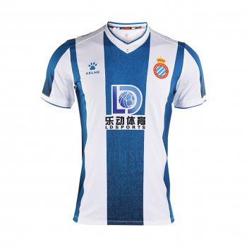 KELME ESPANYOL FC 19/20 H S/S W/#7 WU LEI + LALIGA BAGDE (BOX SET)