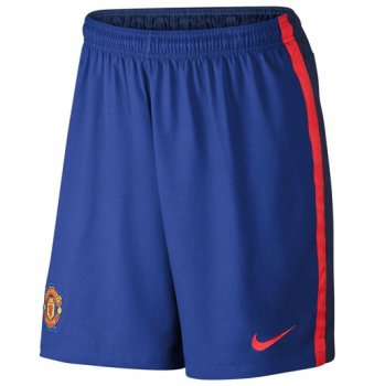 NIKE MAN UTD 14 FLD STADIUM SHORT 631200-417