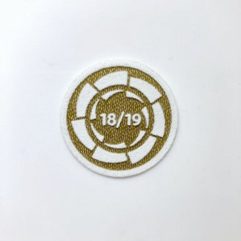 LA LIGA 18/19 CHAMPIONS PLAYER BADGE (FC BARCELONA 19/20)