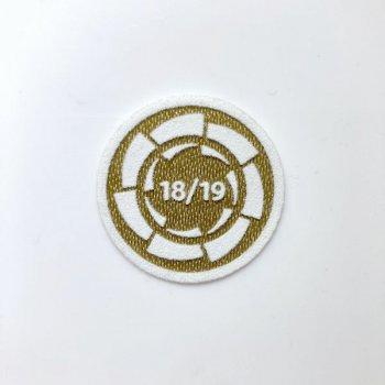 LA LIGA 18/19 CHAMPIONS PLAYER BADGE (FC BARCELONA 19/20)