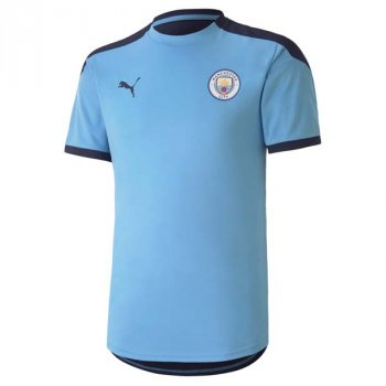 Manchester City Training Jersey - Sky Blue 757878-01