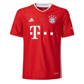 Adidas FC Bayern Munchen 20/21 (H) S/S YOUTH JSY FI6201