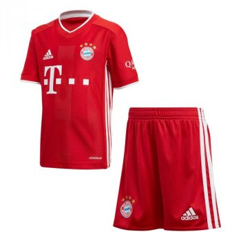 Adidas FC Bayern Munchen 20/21 (H) S/S MINI SET FI6202