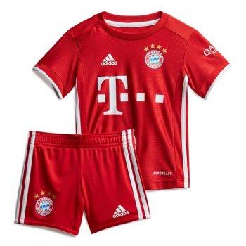 Adidas FC Bayern Munchen 20/21 (H) S/S BABY SET FI6205