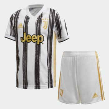 ADIDAS JUVENTUS 20/21 (H) MINI KIT EI9896