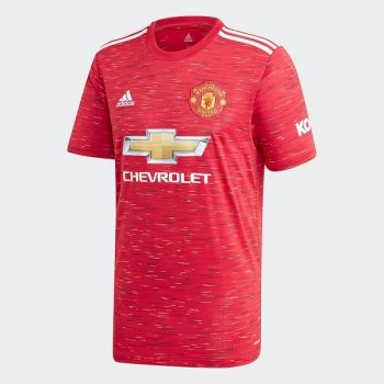 ADIDAS MUFC 20/21 (H) S/S JSY GC7958 (PRE-ORDER)