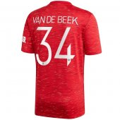 #34 VAN DE BEEK